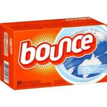 I could not live without these. A little bit of cleaner with a bounce sheet and soap scum in your shower and bathtub disappears......makes cleaning a breeze........try it:) Use a sheet to clean blinds/wooden shutters and baseboards; repels dust. Turn your iron on low and run it over a bounce sheet, and your iron is cleaned!