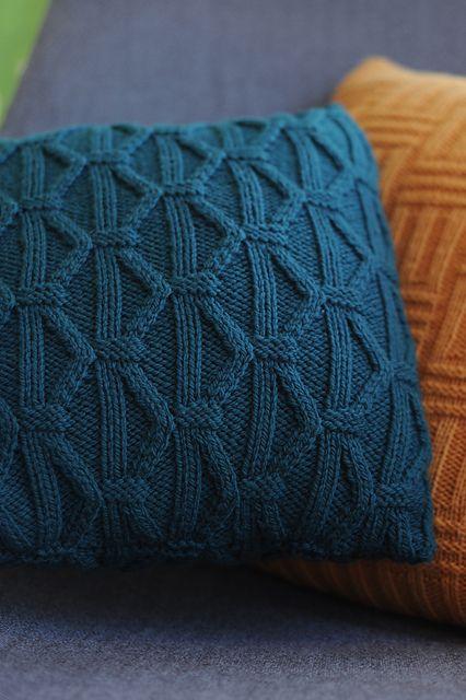 Ravelry: September Pillow pattern by Pam Allen