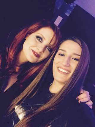 Noemi e Ira Green from The Voice of Italy