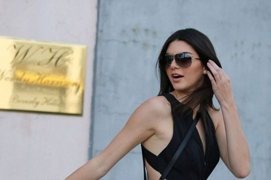 01.22.14: Kendall out shopping at Beverly Hills with Hailey [HQs]
