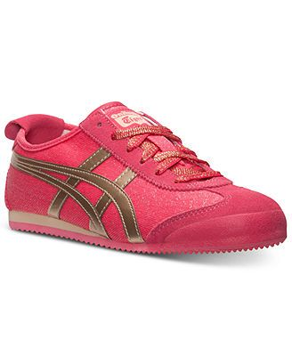 Asics Women's Onitsuka Tiger Mexico 66 Casual Sneakers from Finish Line