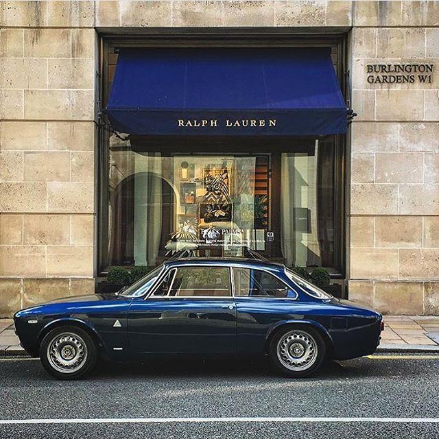 "• Animal instincts. Alfa-Romeo GT Junior ""GTA/R"" •  By @maxige78 #alfaromeo #animal #instinct #london #gta #ferrari #mercedesbenz #lamborghini #bugatti #porsche #carporn #vintage #firstpost #first #elegance #lux #luxury #luxurycar #luxurylife #f4f #fashion #cars #londoncars #blacklist #newyork #autoporn #automotive #instacar #follow #carvintage"