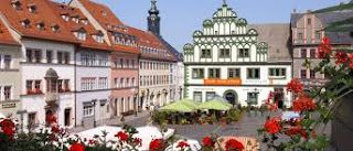 Duitsland reizen en vakantie: Weimar het centrum van het Duitse classicisme