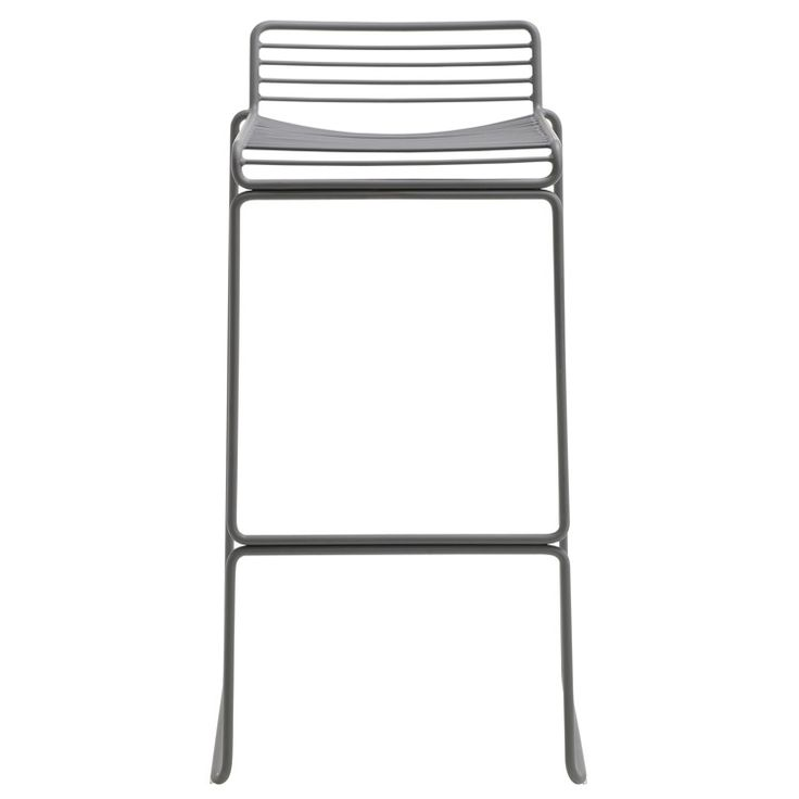 Hee Barstool grå, 65 cm i gruppen Møbler / Stoler / Barstoler hos ROOM21.no (105965)