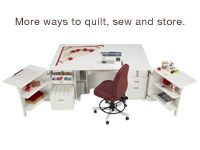 QuiltPro Plus lV - this is what I want to get for my sewing room.. if purchased through nancy zieman, you can pay out in 10 pmts