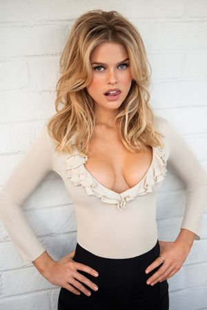 """alice eve as gia matteo (the architect) - """"all lush hips, full breasts, expensive designer clothes and perfume"""" - fifty shades of grey"""