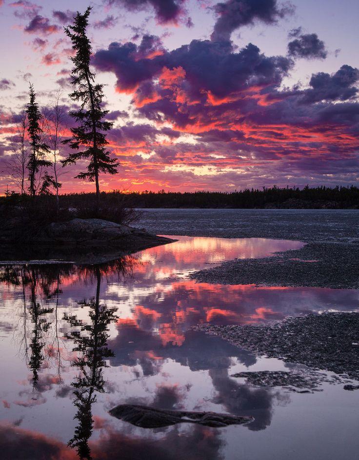 Картинки с пейзажами природы на аву