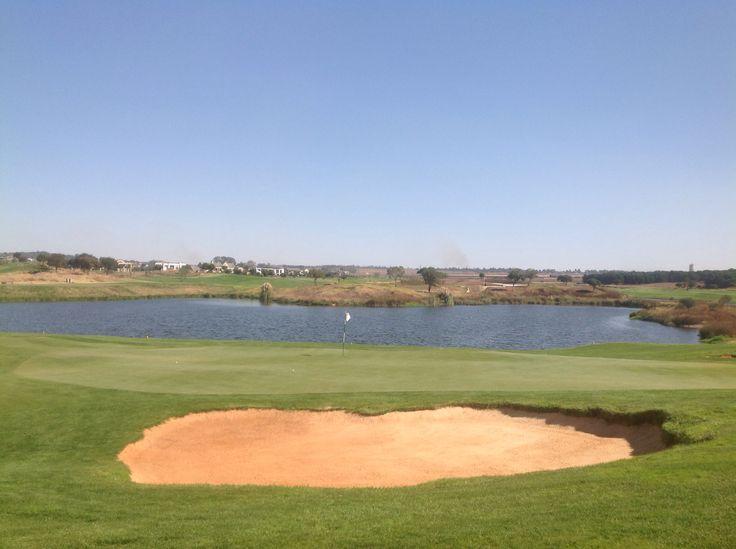 Scenic settings in the serene Serengeti Golf Estate!