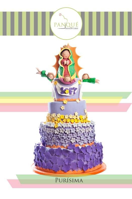 Pur sima pastel de cumplea os bautizo confirmaci n - Bizcocho cumpleanos para ninos ...