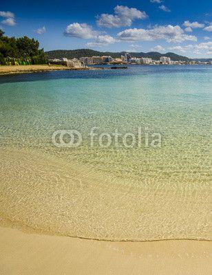 #mare #Ibiza, #Platja des Pinet, #Sant Antoni