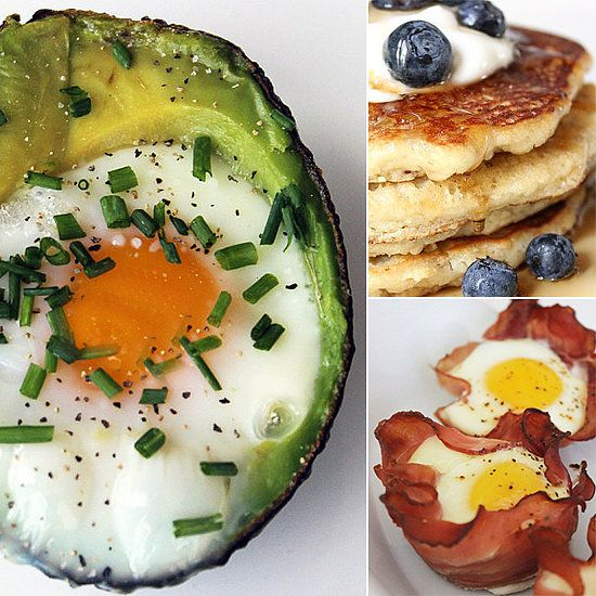 Low Carb, High Protein Breakfast Ideas [yummy for lunch, dinner and snacks too] #healthy #fitness