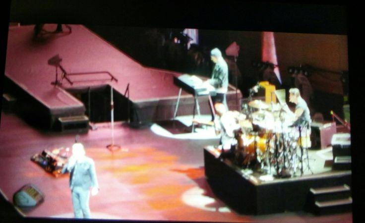 """""""Red Hill Mining Town"""" U2@New Era Field 9/5/17"""