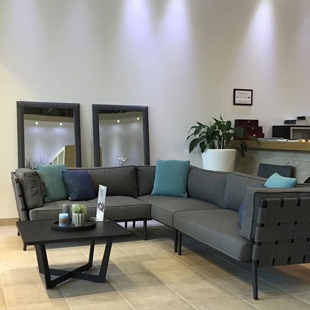 CONIC Lounge. Design by Foersom & Hiort-Lorenzen dla #caneline