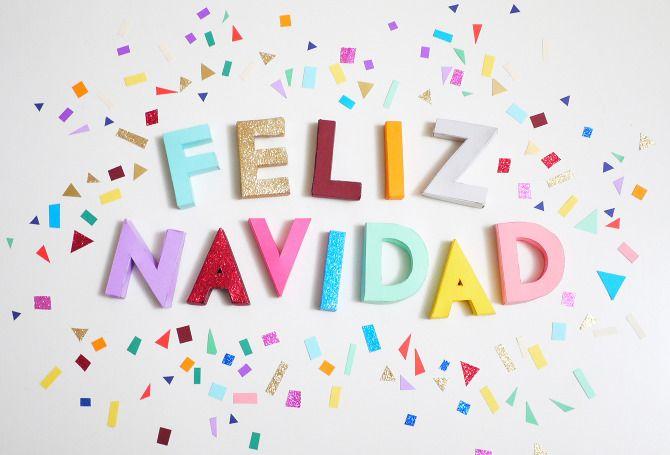 feliz navidad ✭Teresa Restegui http://www.pinterest.com/teretegui/ ✭