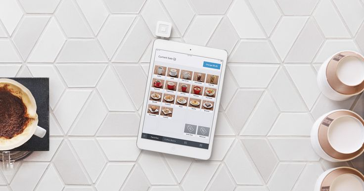 """THE SQUARE"" let's you take credit card transactions with your smartphone or tablet. iOS and android"