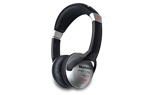 Numark HF125 On-Ear DJ Headphones - http://djsoftwarereview.com/most-popular-dj-mixers/numark-hf125-on-ear-dj-headphones/ #DJMixer, #DJequipment, #PioneerDJ, #Music Mixer, #DJApp, #DJSoftware, #DJTurntables, #DJLighting