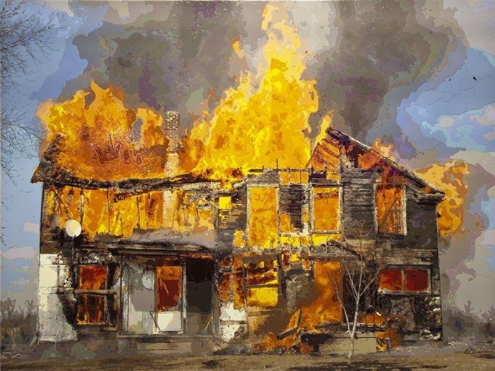RAMAZAN BAYRAKOĞLU - Yangin (Fire)