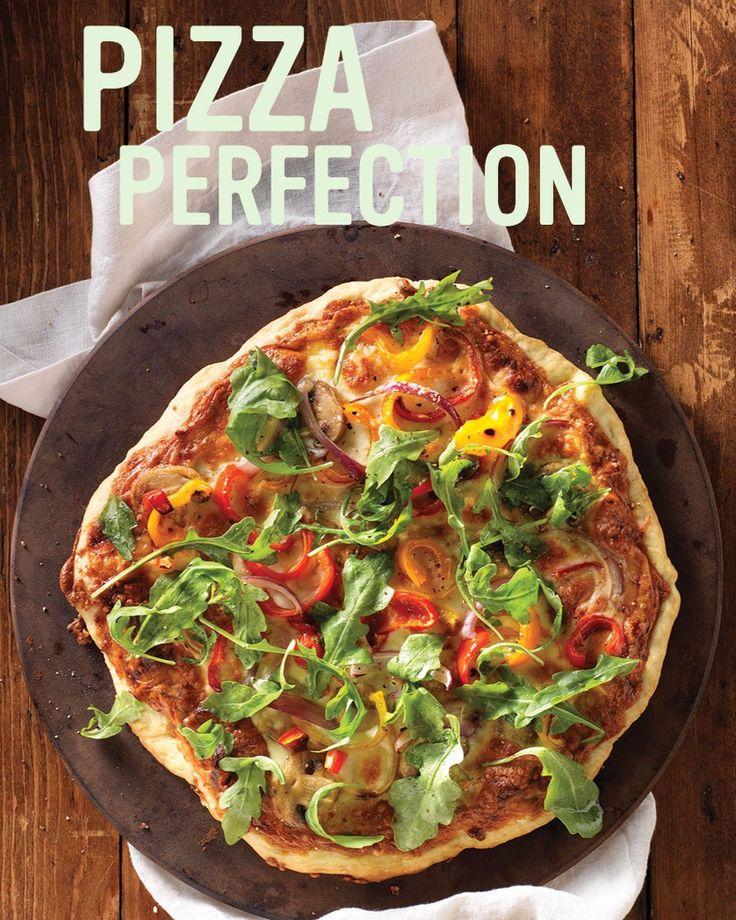 Parma-Rosa Pizza #recipe.