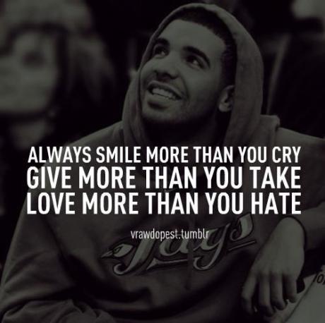 30 Inspiring Drake Quotes  <3 !