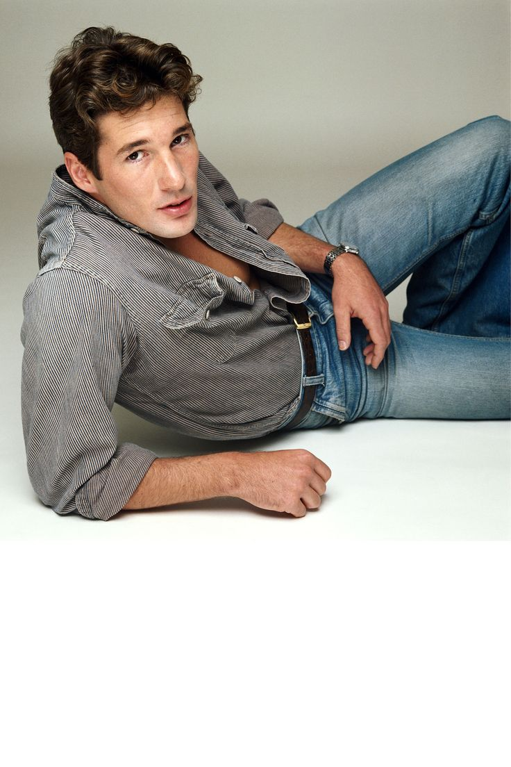 Richard Gere - will always be one of the most handsome men ever. Getty Images - HarpersBAZAAR.com