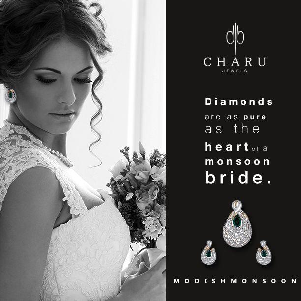 Monsoon Bride #modishmonsoon #monsoonbride #monsoonwedding #bridalcollection #weddingcollection #monsooncollection #bride #wedding #couture #elegance #rains #jewelryjunkie #jewelry #monsoonjewelry #weddingjewelry #bridaljewelry #crystals #diamonds