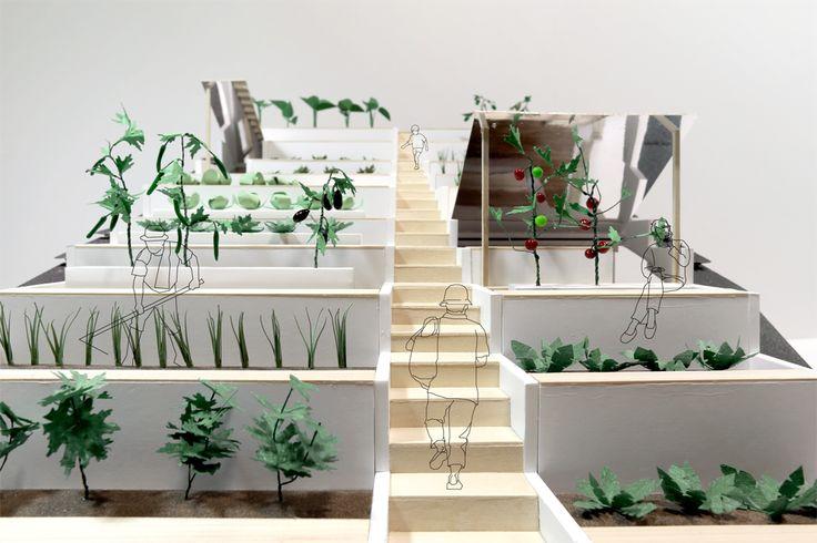 Hiroki Tominaga - Atelier | 段畑の家 / house of terraced field