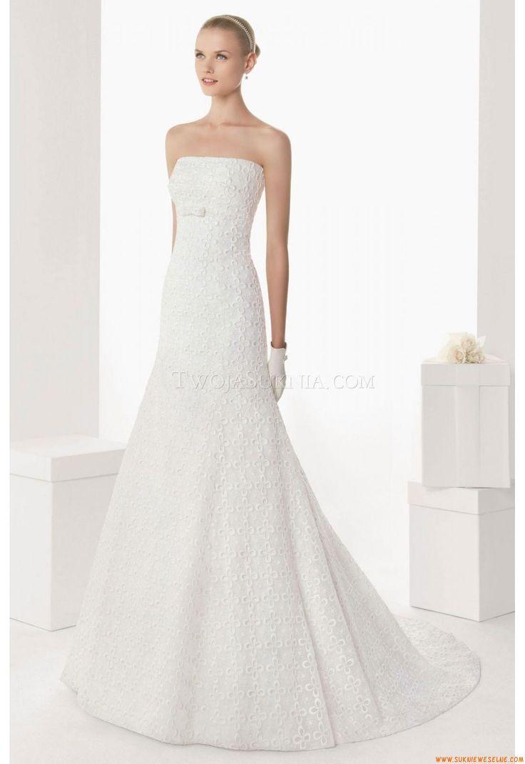 Suknia ślubna Rosa Clara 162 Bohemio 2013