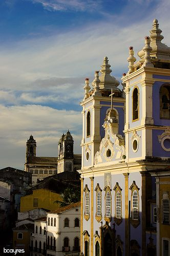 Pelourinho, Bahia, Brasil