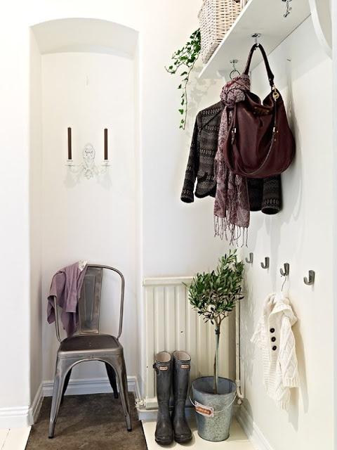 Mix de estilos para un apartamento nórdico en Chic