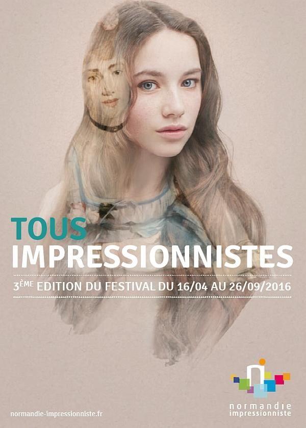 L'Impressionnisme en portraits.... c'est le thème de la nouvelle édition du Festival Normandie Impressionniste, qui se déroulera du 16 avril au 26 septembre 2016 dans toute la Normandie.  Pour organiser votre séjour sur place et choisir votre programme: http://france.fr/fr/agenda/festival-normandie-impressionniste-2016 #FranceFR #Rendezvousenfrance #NI_2016 #Normandie