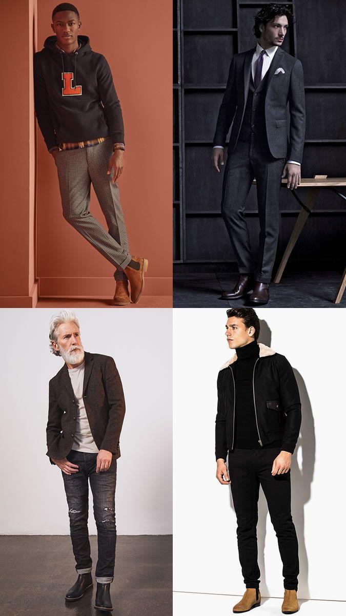 6688ad3ec4 Ways to Wear Men s Chelsea and Jodhpur Boots Lookbook Inspiration ...