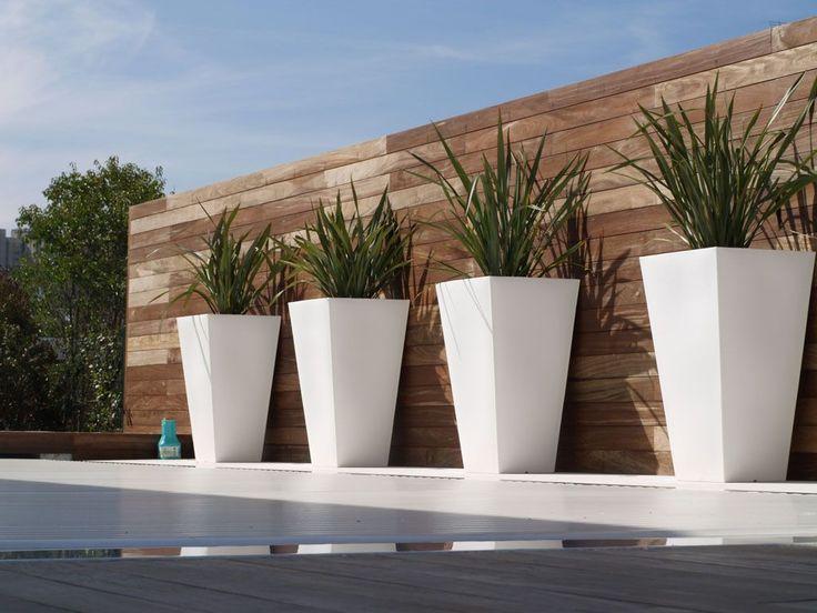 Modern Container Garden Ideas