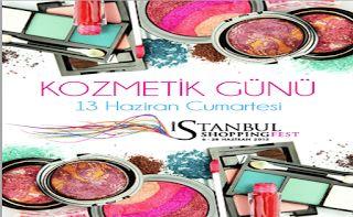 ** Su PeRiSi **: İstanbul Shopping Fest 2015 (Kozmetik Günü) İndiri...