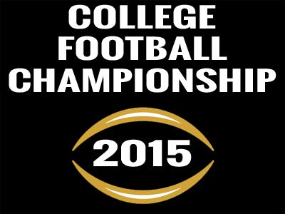 National Championship 2015-Tickets & Packages available now at www.vegassportstravel.com