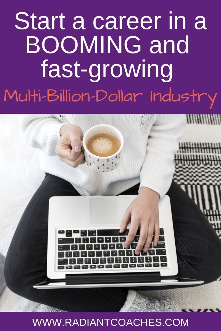 Coaching is the fastest growing multi-billion-dollar industry ...