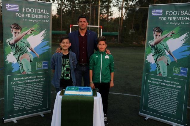 Παγκόσμια Ημέρα Ποδοσφαίρου και Φιλίας