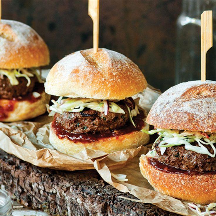 Try this Kangaroo Burgers with Wild Tomato Chutney recipe.