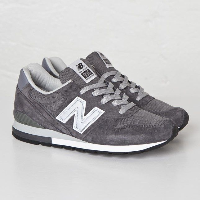 New Balance 996 Dark Grey http://www.95gallery.com/