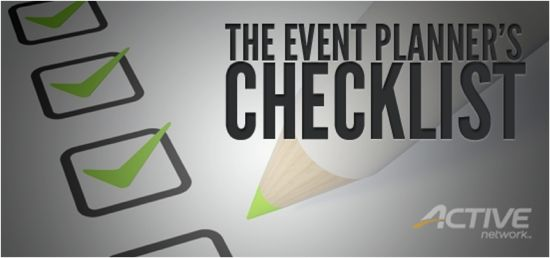 Don't Miss a Thing with Your FREE Event Planner's Checklist!