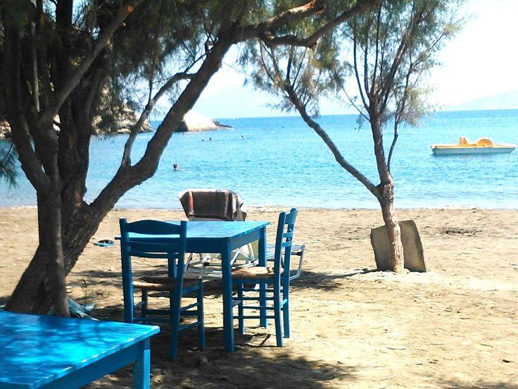 taverna a Ikaria