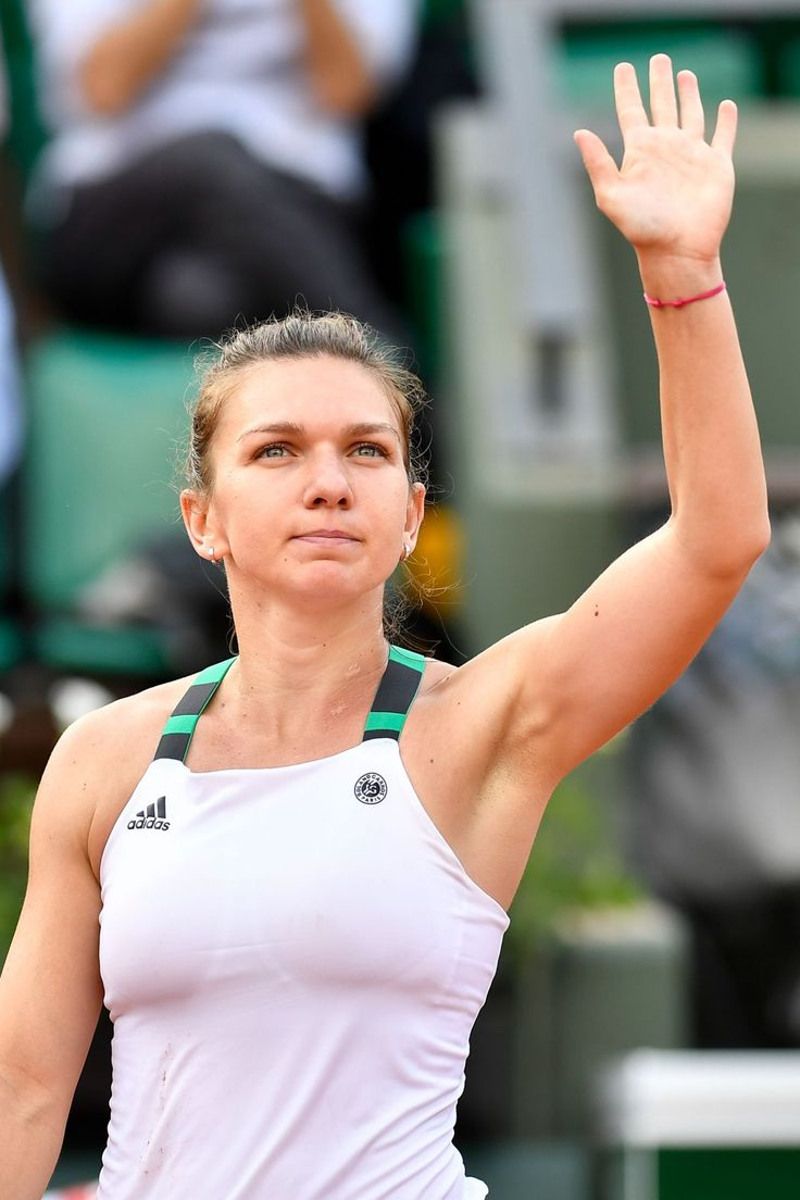 Simona Halep – French Open Tennis Tournament in Roland Garros, Paris 06/01/2017 #celebphotos