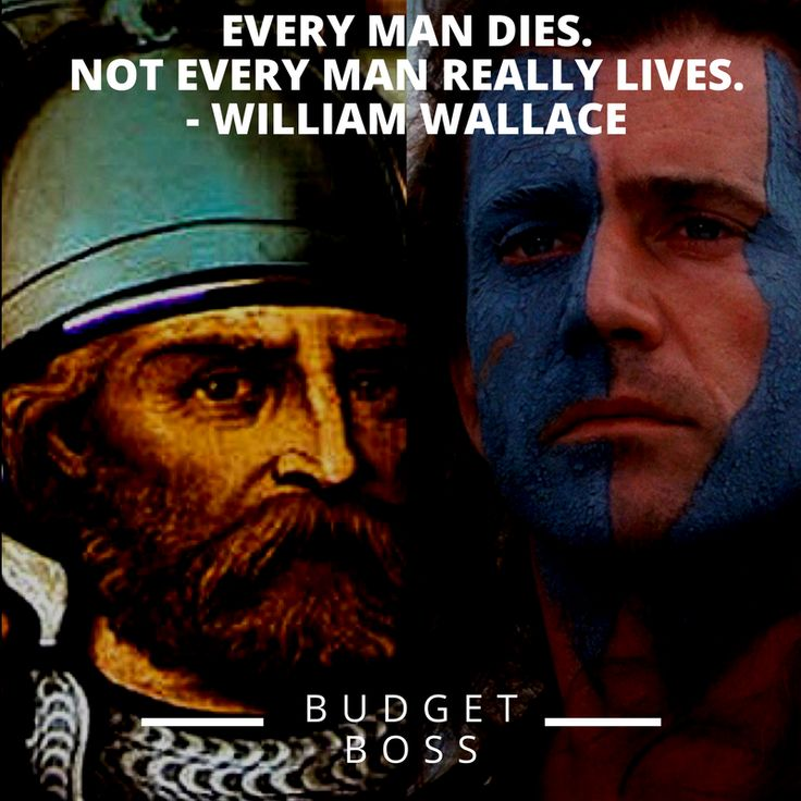 OTD 612 years ago King Edward the 1st of England had William Wallace executed for high treason. Known as the greatest hero of Scotland, Wallace fought and died for the freedom of his people. A true legend portrayed in the epic film Braveheart, a movie that makes way too many feels for this guy. #williamwallace #scotland #freedom #entrepreneurlifestyle #fightforyourright