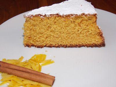 Apriti Sesamo: Torta con farina di ceci