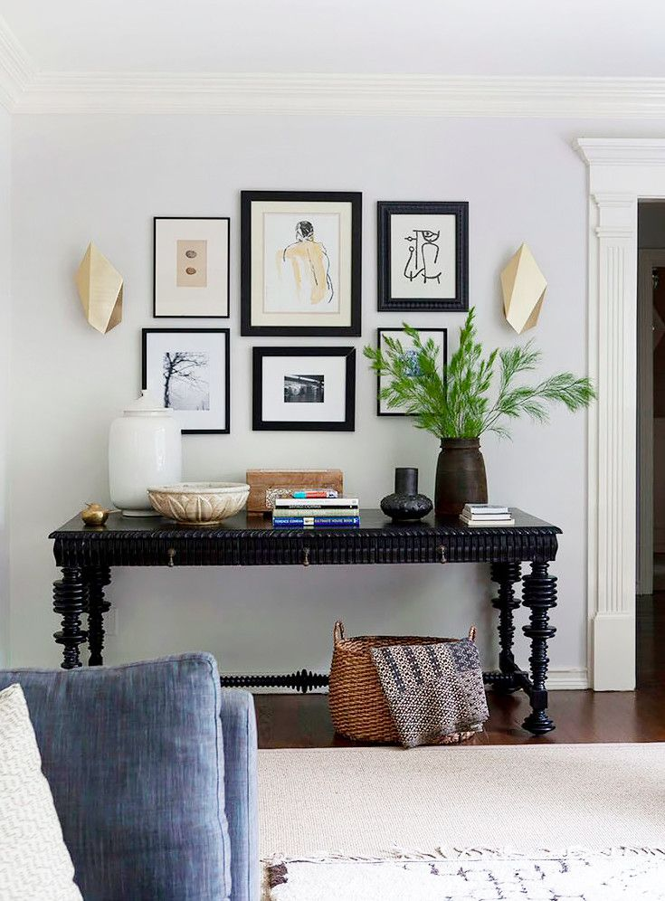 Secondhand pieces can add such personality and soul to a room
