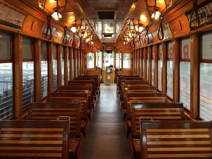 Ybor City (Tampa, FL): Streetcar