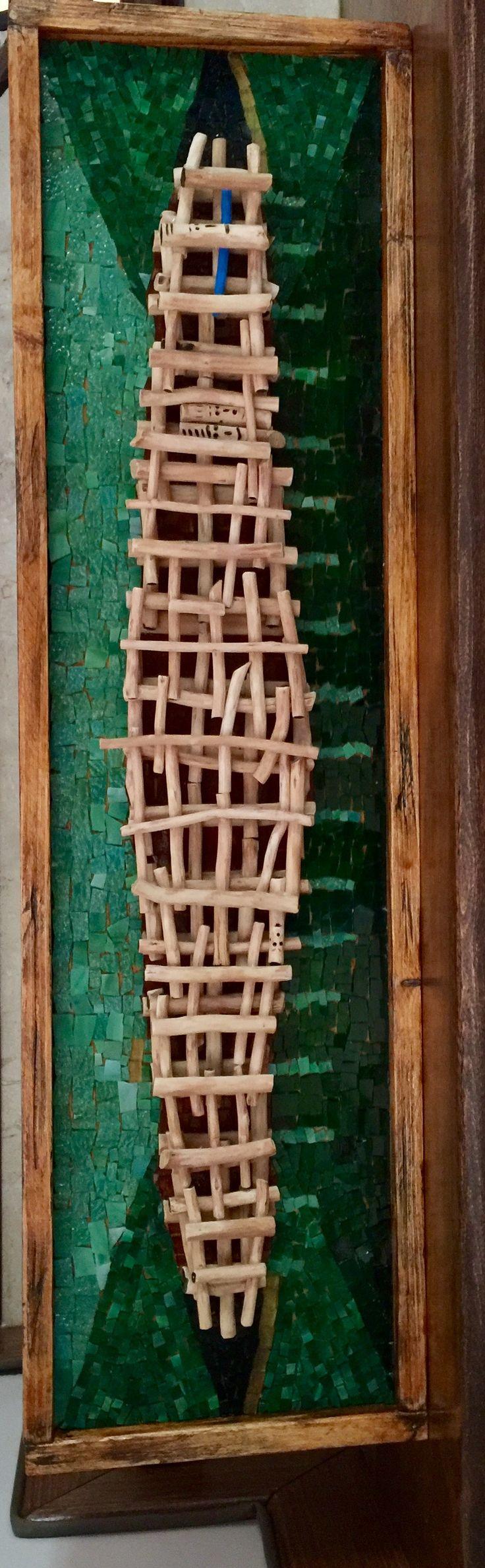 Wood&Mosaic