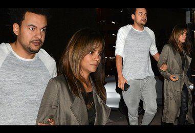 Halle Berry, 51, and new boyfriend Alex da Kid, 35, enjoy date night