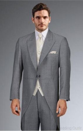 Groom's Suit - Ivory from Debenhams