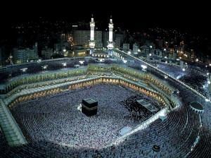Mekkah.... Subhanallah ya Rabb...