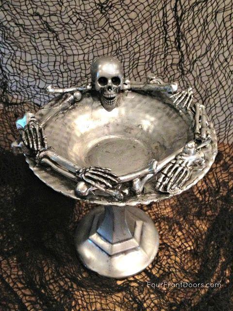 40 Dollar Store Halloween Decoration Ideas! Dollar…